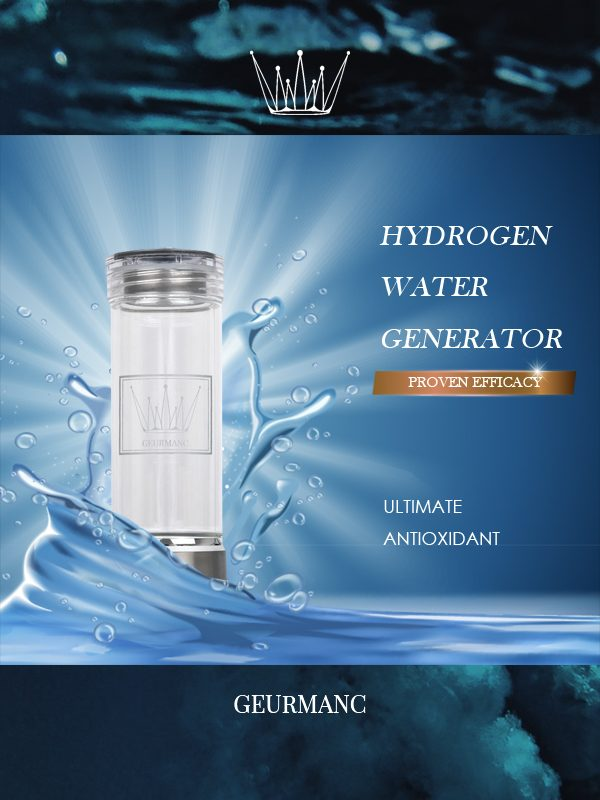 [WEEKLY DEALS] Hydrogen Water Generator – Ultimate Antioxidant Maker (English)